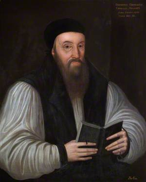 Edmund Grindall (c.1519–1583), Archbishop of Canterbury