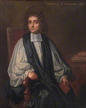 John Williams (1636?–1709), Bishop of Chichester