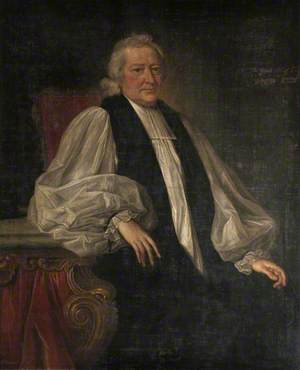 Thomas Gooch (1674–1754), Bishop of Ely, Aged 74