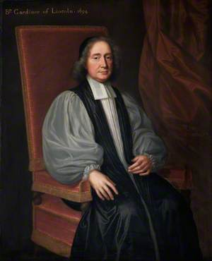 James Gardiner (1637–1705), Bishop of Lincoln