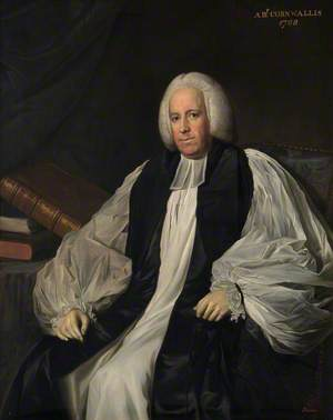 Frederick Cornwallis (1713–1783), Archbishop of Canterbury