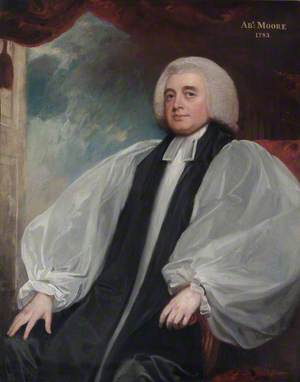 John Moore (1730–1805), Archbishop of Canterbury
