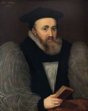 George Abbot (1562–1633), Archbishop of Canterbury