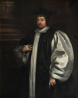 Gilbert Sheldon (1598–1677), Archbishop of Canterbury