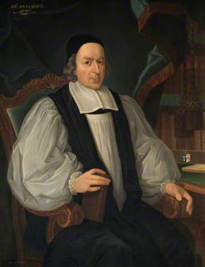 William Sancroft (1617–1693), Archbishop of Canterbury
