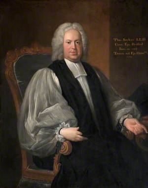 Thomas Secker (1693–1768), Archbishop of Canterbury