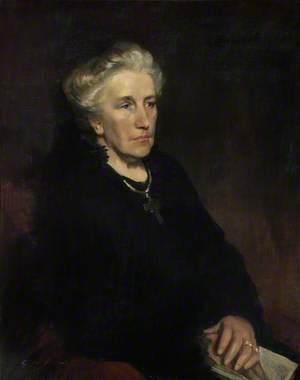 Louise Creighton, Wife of Mandell Creighton, Bishop of London