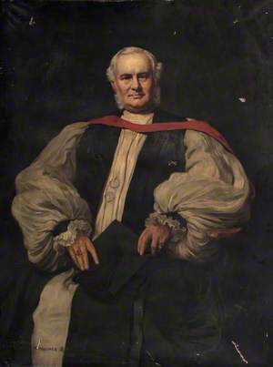 Edward Parry (1830–1890), Bishop of Dover