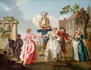 Mayday (The Milkmaids' Garland)