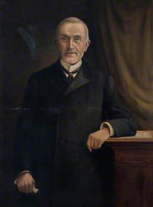 Samuel Ralph Atkins (1829–1919), Vice-President of the Pharmaceutical Society (1892), Treasurer (1899–1903), President (1903)