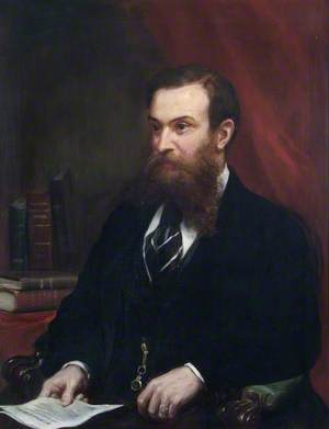 John Attfield  (1835–1911), FRS, Professor of Practical Chemistry at the School of Pharmacy (1862–1896)