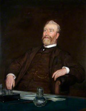 Michael Carteighe (1841–1910), President of the Pharmaceutical Society (1882–1896)