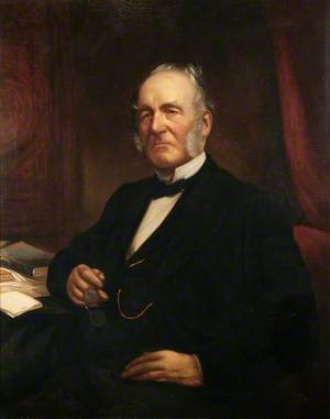 Daniel Bell Hanbury (1794–1882)