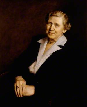 Jean Kennedy Irvine (1877–1962), MBE, First Female President of the Pharmaceutical Society (1947–1948)