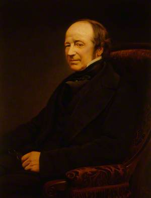 Thomas Newborn Robert Morson (1800–1874), President of the Pharmaceutical Society (1848–1849 & 1859–1861)