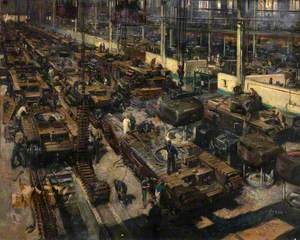 Production of Tanks