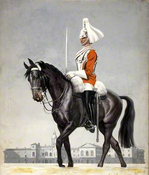 Mounted Horse Guard