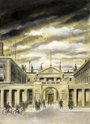 Admiralty Entrance, Whitehall