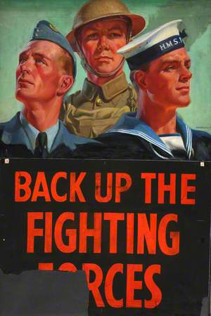 Back Up the Fighting Forces