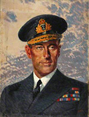 Admiral Lord Louis Mountbatten