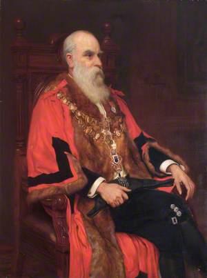 William John Lancaster, Mayor of Wandsworth (1901–1902)