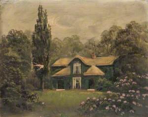 Queen Caroline's Cottage, Kew Gardens, Surrey