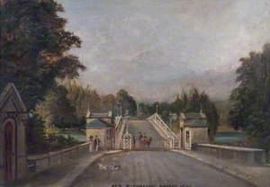 Old Richmond Bridge, Surrey