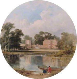 Orleans House, Twickenham, Middlesex