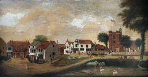 Hampton Church, Middlesex