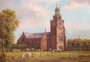 Old St Paul's, Hammersmith, London