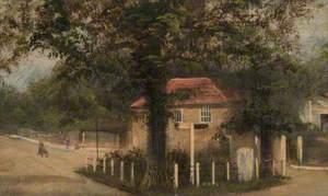 Milestone Green, Sheen, Surrey