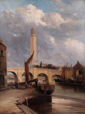 Kew Bridge, Surrey