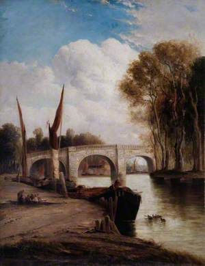 Richmond Bridge, Surrey