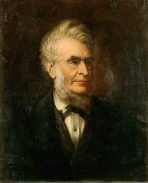 George Bentham (1800–1884), CMG, LLD, FRS, PLS