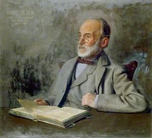 Daniel Oliver, Keeper of the Herbarium, Royal Gardens, Kew (1864–1890)