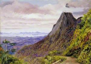 Organ Peak at Theresoplis and Bay of Rio Below