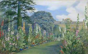Alderley Garden, Gloucestershire, England