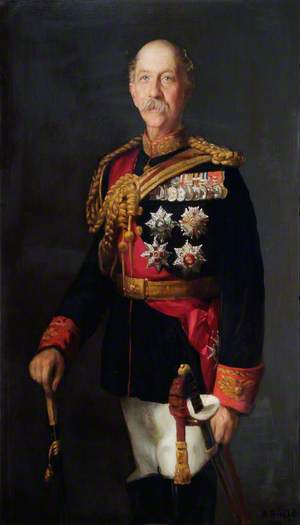 Field Marshal Sir Henry Evelyn Wood (1838–1919), VC
