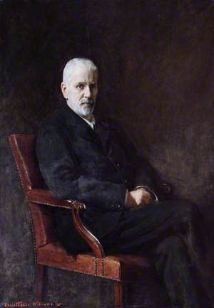 Claude Goldsmid Montefiore (1858–1938), DD, DLiH, Treasurer of the Froebel Educational Institute (1892–1920), Chairman (1917–1937), and Benefactor, who Purchased the Grove House Estate for the Incorporated Froebel Educational Institute in 1921, thus Enabling Froebel College to Survive and Prosper