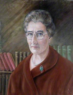 Olive Garnett (c.1900–1982), BA, DipEd, Head of the Geography Department (1926–1965), Vice-Principal of Froebel College (1947–1961), Deputy Principal of Froebel College (1961–1965)