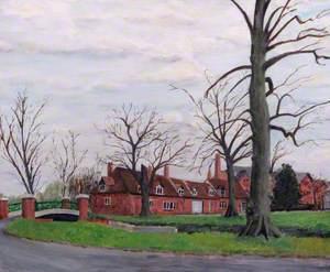 Beddington Park Farm Cottages, Surrey