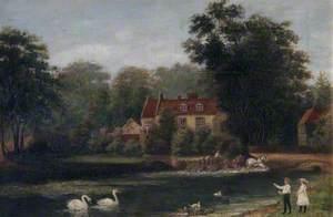 The Pond, Carshalton, Surrey