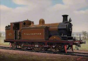 Locomotive No. 591, 'Tillington'