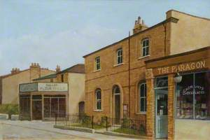 Sutton High Street, Paragon Sweet Shop