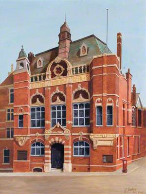 Sutton Municipal Offices, Surrey