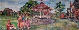 Manor Park Bandstand