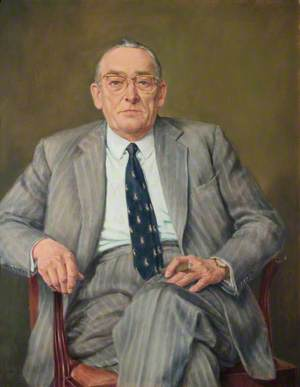 Sir Wylie McKissock (1906–1994)