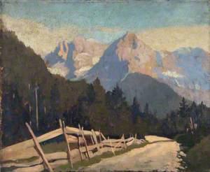 Mountain Laneway