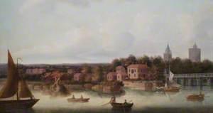 The Thames at Battersea, London