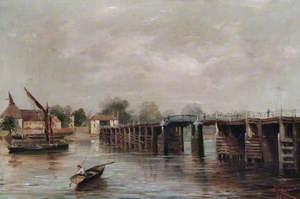 Old Putney Bridge, London